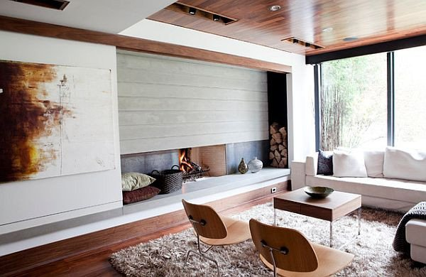 Extra Modern Living Room Decorating Ideas 19 Fireplace Design Ideas for A Warm Home During Winter
