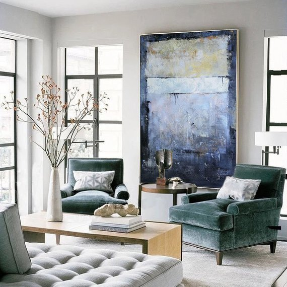 Extra Modern Living Room Decorating Ideas Extra Large Wall Art Artwork Paintings Very Large