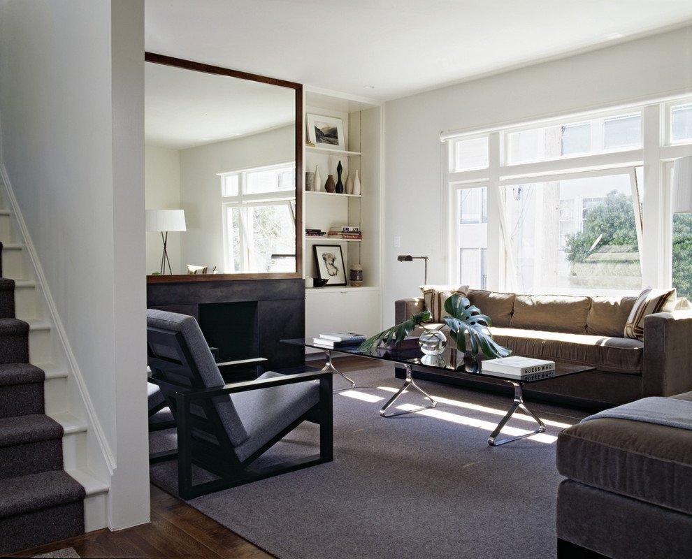 Extra Modern Living Room Decorating Ideas Magnificent Extra Floor Mirror Decorating Ideas