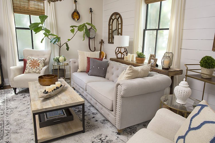 Farmhouse Contemporary Living Room 10 Modern Farmhouse Living Room Ideas Housely
