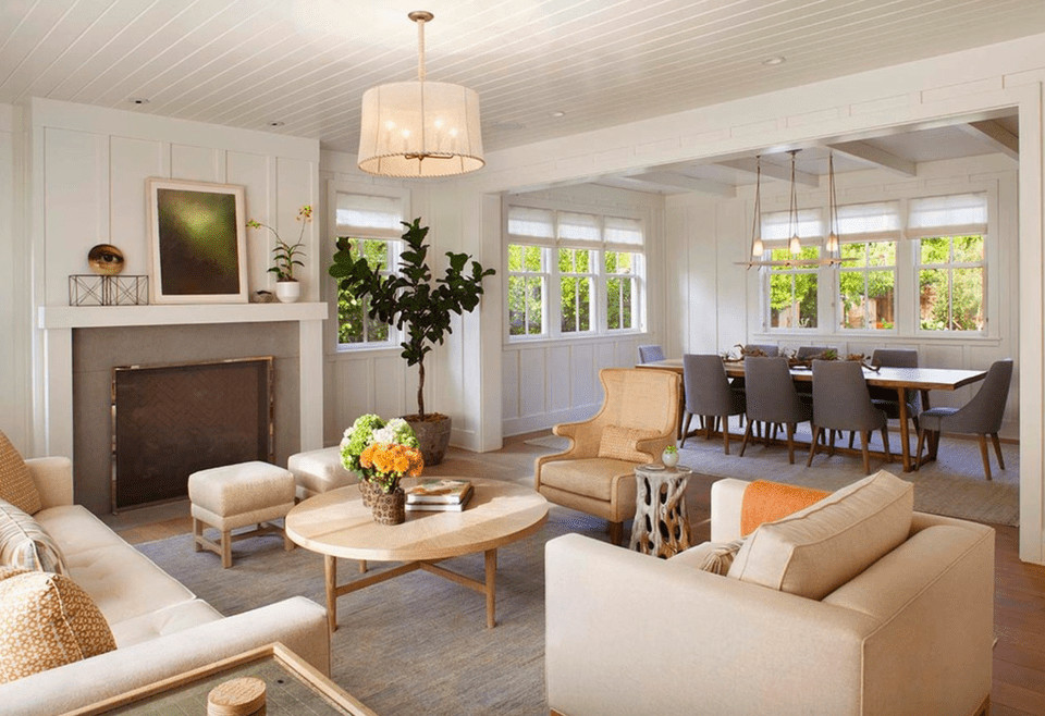 Farmhouse Contemporary Living Room 20 Farmhouse Style Living Rooms