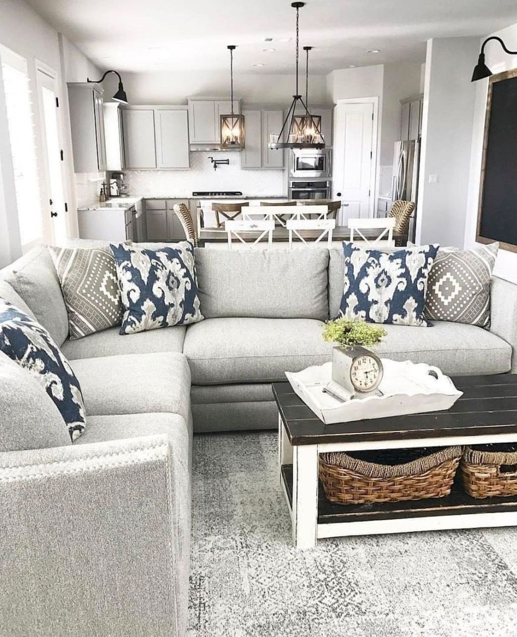 Farmhouse Living Room Curtains Decor Ideas 46 Best Farmhouse Home Decor Ideas You Will totally Love