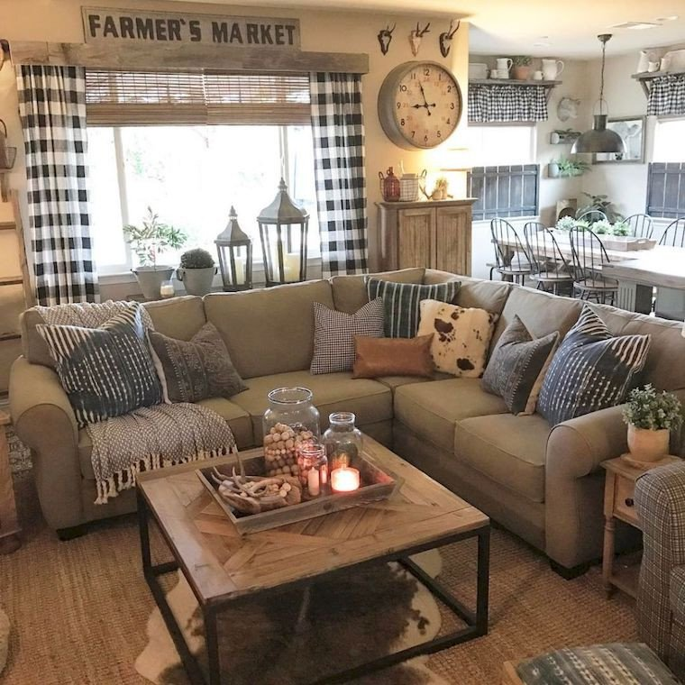 Farmhouse Living Room Decorating Ideas 200 Creative Farmhouse Decor Ideas for A Cozy Home