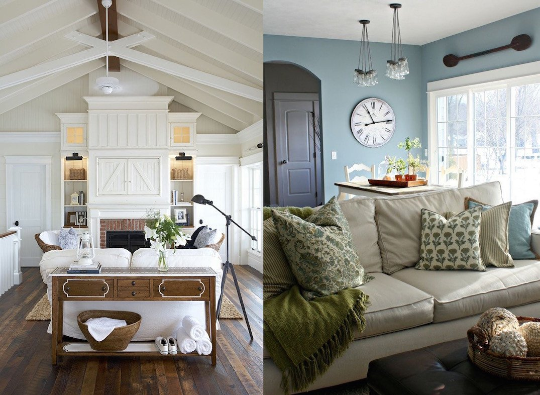 Farmhouse Living Room Decorating Ideas 25 Fy Farmhouse Living Room Design Ideas Feed Inspiration