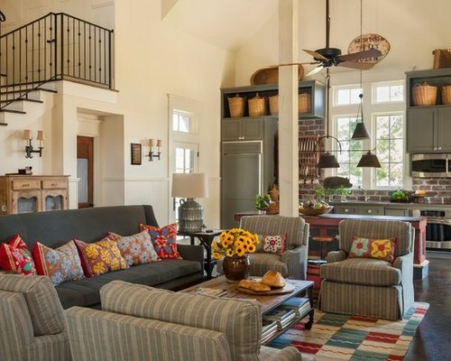 Farmhouse Living Room Decorating Ideas Farmhouse Living Room
