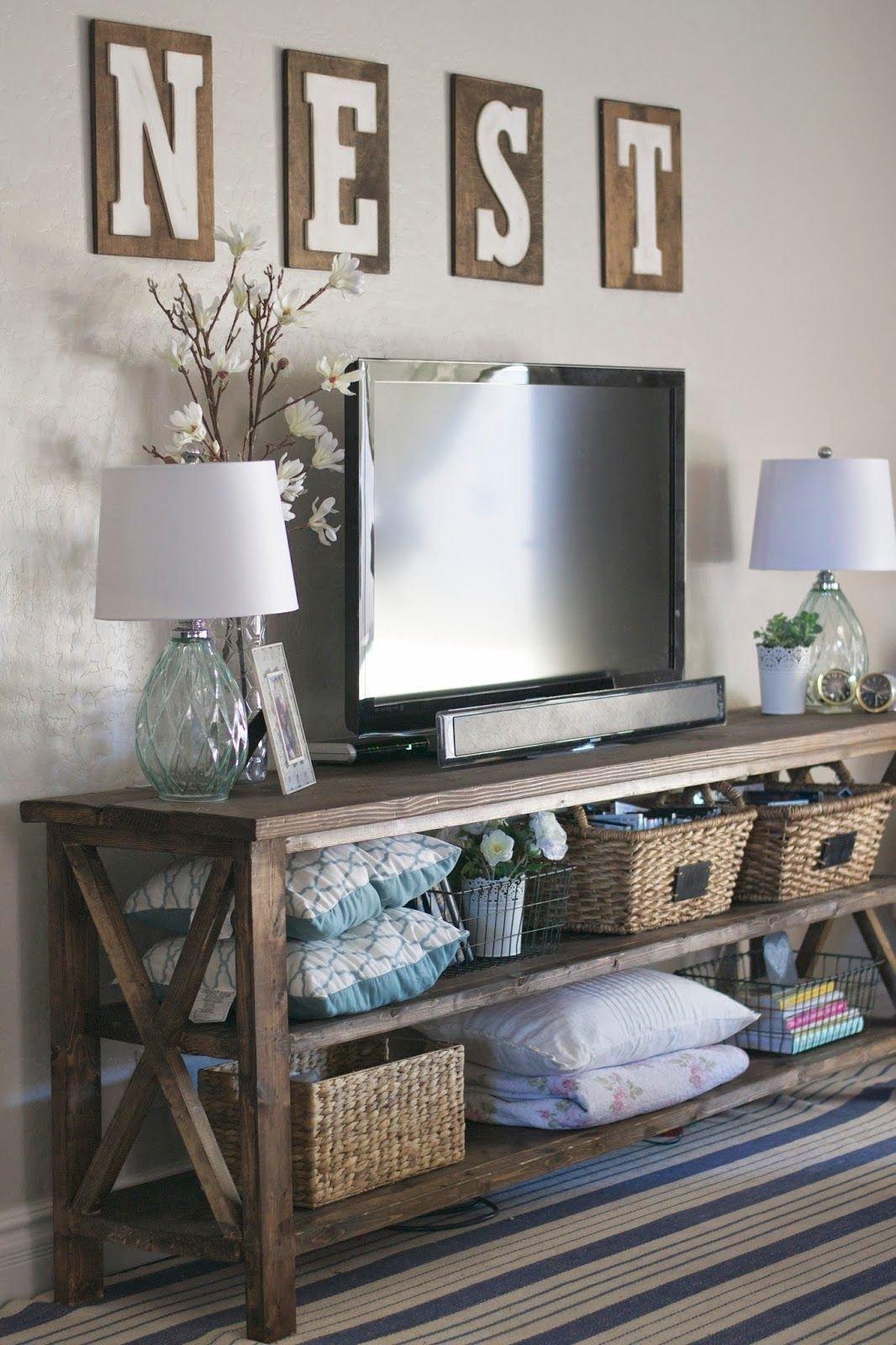 Farmhouse Tv Stand Design Ideas and Decor Farmhouse Home Decor Ideas Crafts & Diy