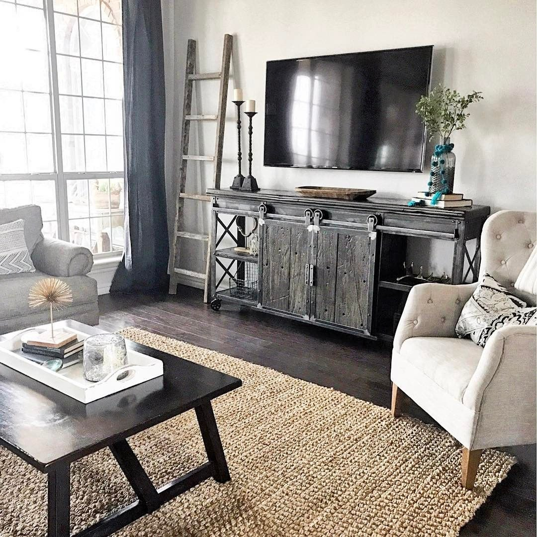Farmhouse Tv Stand Design Ideas and Decor Pin by Kimberly Margrave On Styling