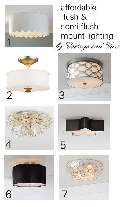 Flush Mount Bedroom Ceiling Light Searching for the Perfect Flush Mount