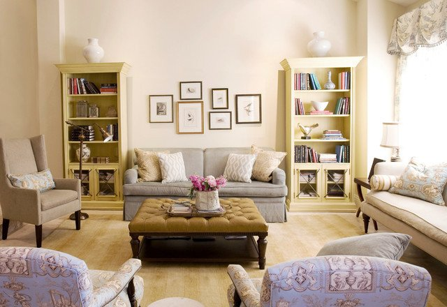 French Contemporary Living Room French Country with A Modern Twist Traditional Living