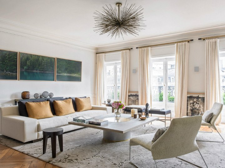 French Contemporary Living Room Gorgeous Modern French Interiors 40 Pics Decoholic