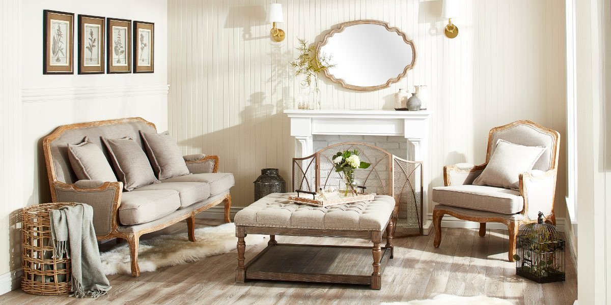 French Country Decor Living Room Charming French Country Decor Ideas for Your Home