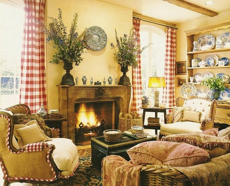 French Country Decor Living Room Pinterest • the World's Catalog Of Ideas