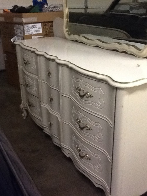 French Provincial Bedroom Furniture How to Refinish My French Provincial Bedroom Set
