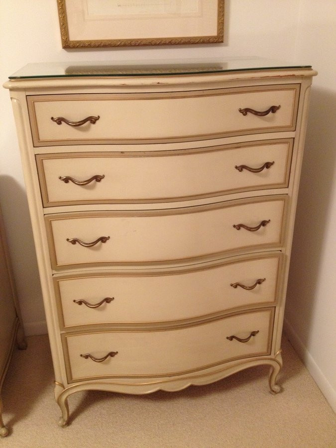 French Provincial Bedroom Furniture I Have A Drexel French Provincial Bedroom Set that is Over