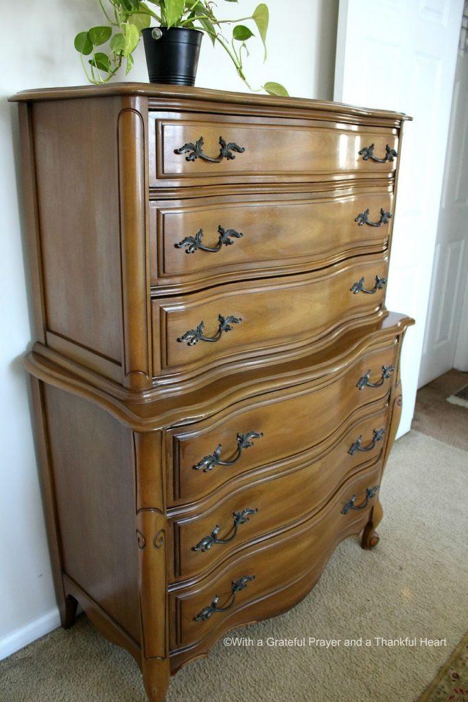 French Provincial Bedroom Furniture Vintage French Provincial Bedroom Set