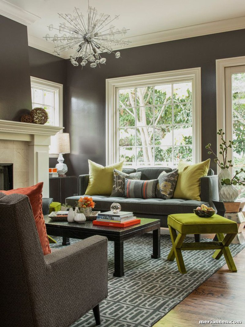 Fun Living Room Decorating Ideas 23 Green Accent Chairs In Living Room for A Refreshing