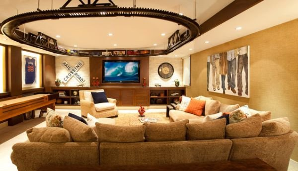Fun Living Room Decorating Ideas Fun Den Ideas for Kids and Adults