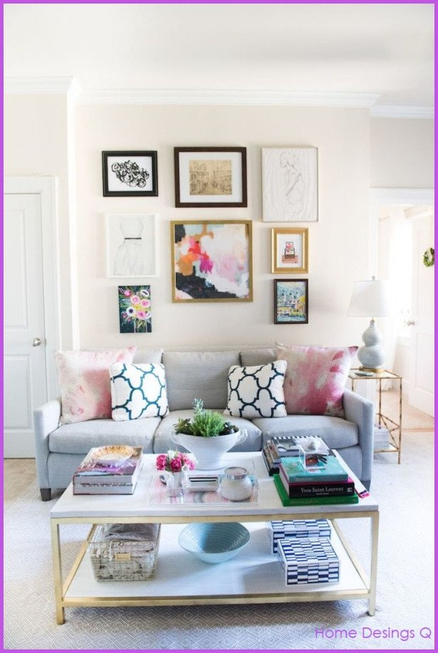 Fun Living Room Decorating Ideas How to Decorate A Small Living Room Apartment