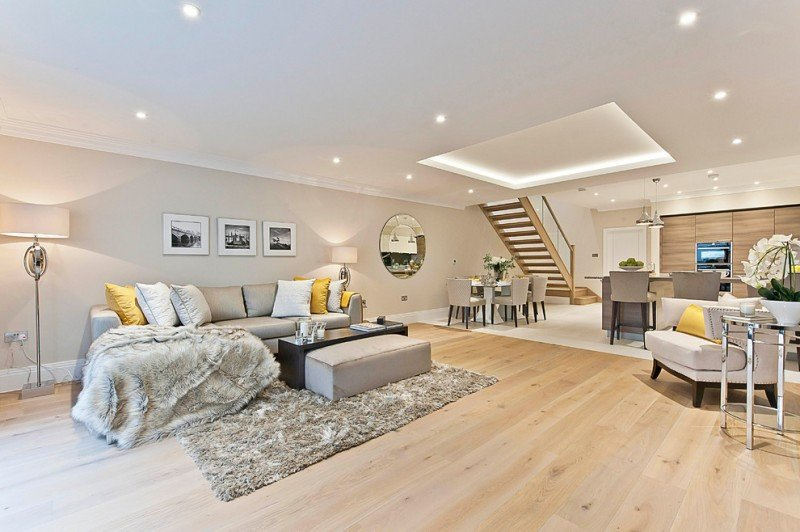 Fun Living Room Decorating Ideas Turn Your Basement Into Fun Living Room