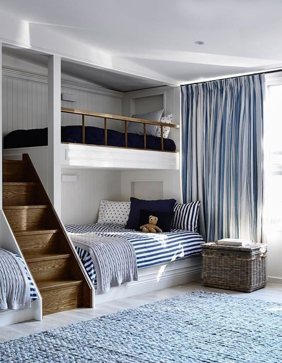 Fun Nautical Bedroom Decor Ideas 20 Beautiful Nautical Bedroom Ideas