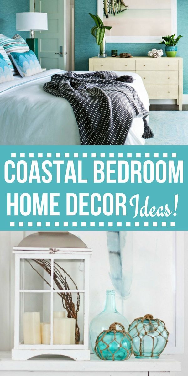 Fun Nautical Bedroom Decor Ideas Coastal Bedroom Home Decor Ideas Fun & Nautical