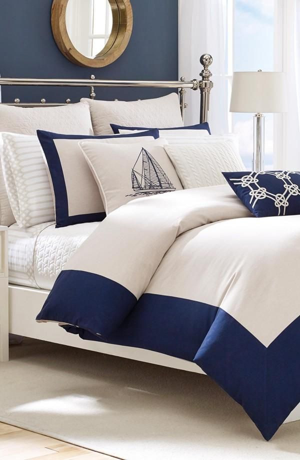 Fun Nautical Bedroom Decor Ideas Nautical Vibes for the Bedroom