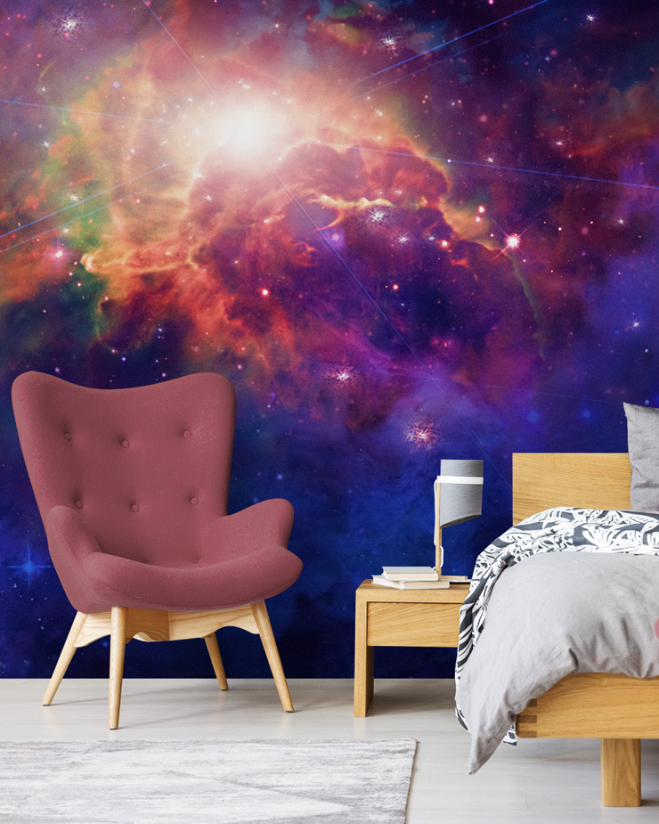 Galaxy Wallpaper for Bedroom Galaxy Wallpaper that S Out Of This World