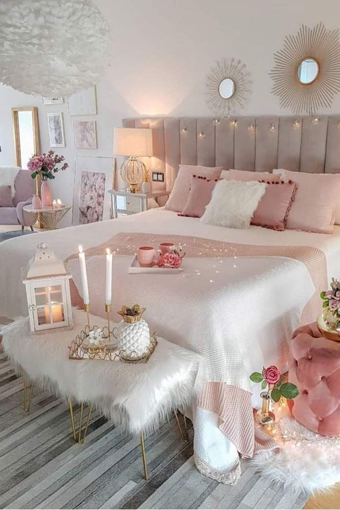 Girl Bedroom Decorating Ideas 33 Stylish Bedroom Decorating Ideas to Inspire You