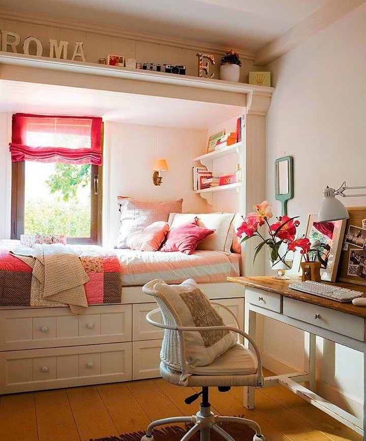Girl Bedroom Decorating Ideas Beautiful and Stylish Teen Girl S Bedroom Decorating Ideas