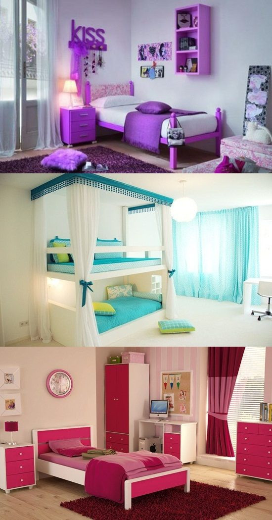 Girl Bedroom Decorating Ideas Cool Teen Girl S Bedroom Decorating Ideas