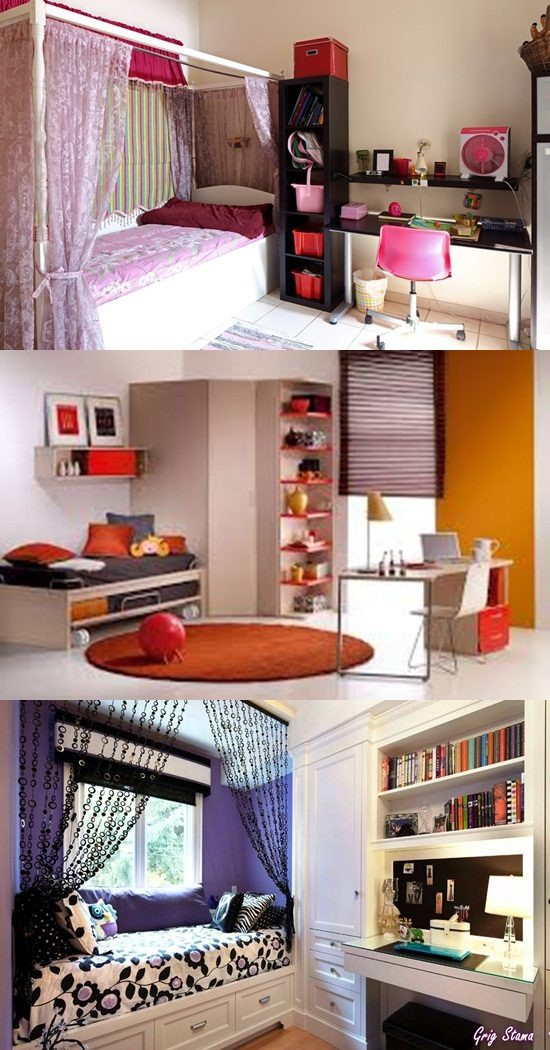 Girl Bedroom Decorating Ideas Inspiring Modern Teen Girl Bedroom Decorating Ideas