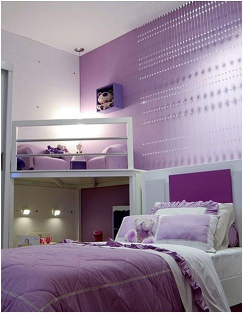 Girl Bedroom Decorating Ideas Lilac Bedroom for Girls