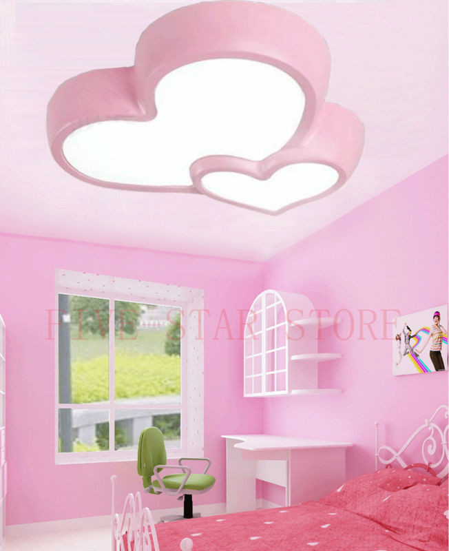 Girls Bedroom Ceiling Light Pink Ceiling Light Fixture
