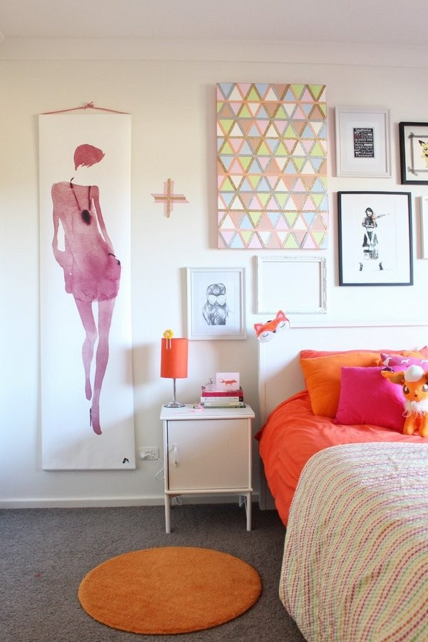 Girls Teenagers Bedroom Ideas Modern and Cool Teenage Bedroom Ideas for Boys and Girls