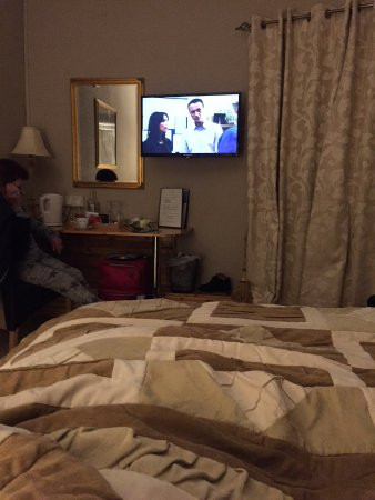 Good Size Tv for Bedroom Small Annex Single Room Picture Of Linsfort Guest House