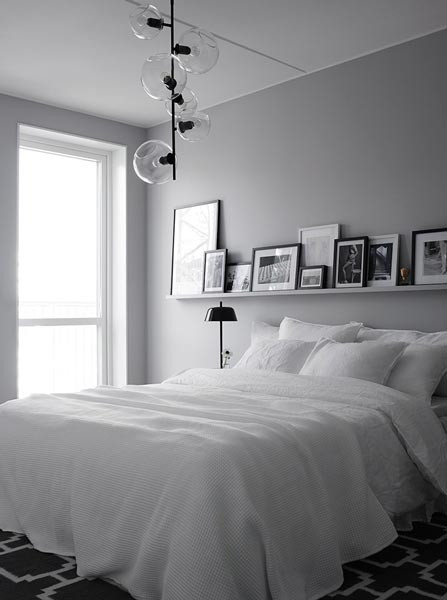 Gray and White Bedroom 75 Gray Bedroom Ideas and S