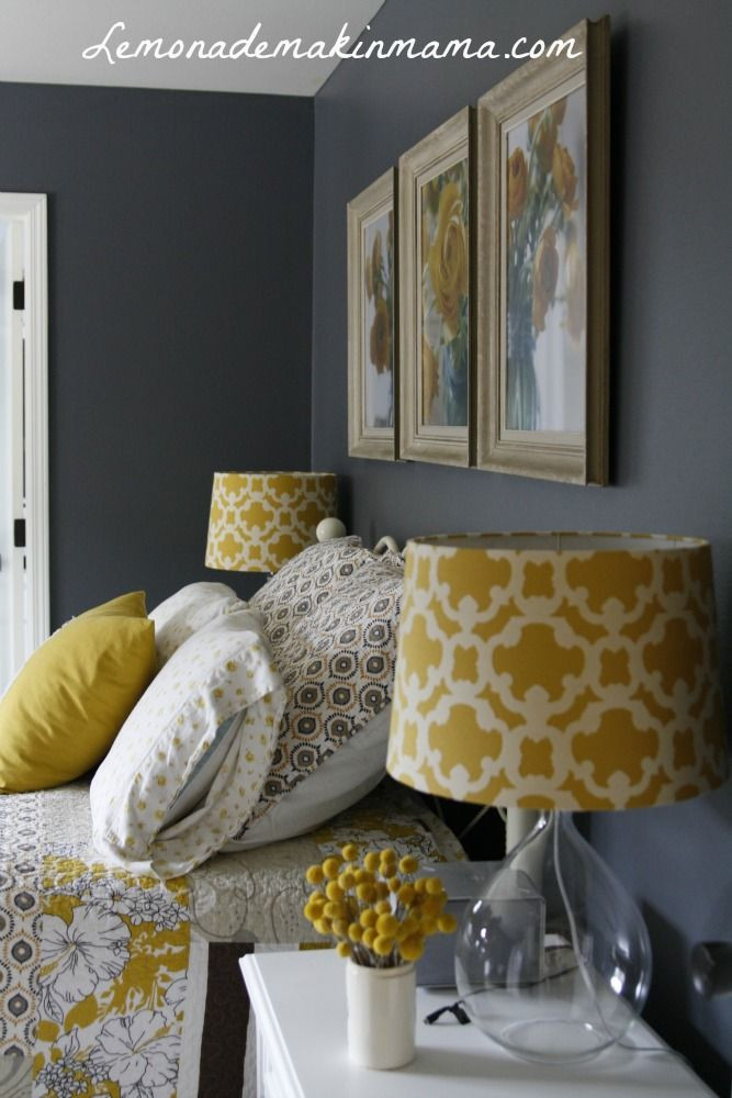 Gray and Yellow Bedroom Decor A Gallon Of Paint that Spoke Love to My soul