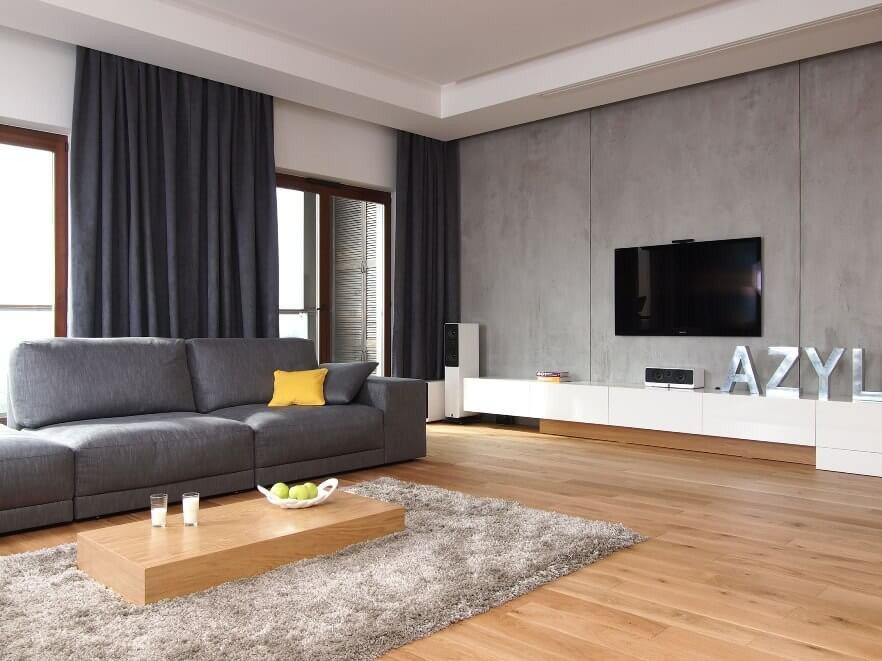 Gray Contemporary Living Room 10 Modern Grey Living Room Interior Design Ideas