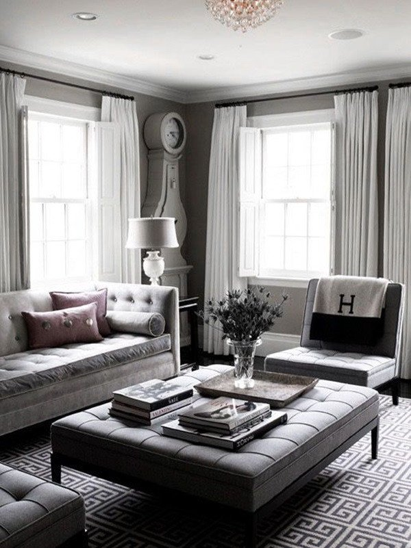 Gray Living Room Decor Ideas 40 Grey Living Room Ideas to Adapt In 2016 Bored Art