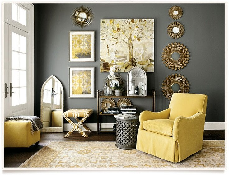 Gray Living Room Decor Ideas astonishing Grey and Yellow Living Room Ideas Home Ideas