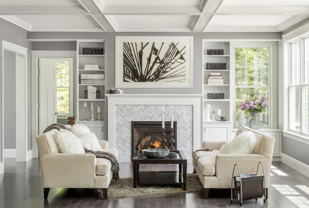 Gray Living Room Decor Ideas Tired Of Dull and Drab Three Ways to Use Accents to Liven