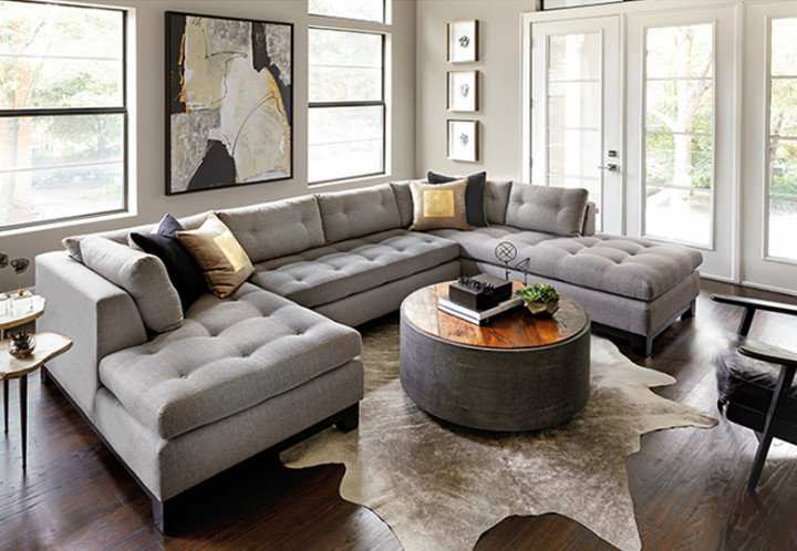 Gray Living Room Decorating Ideas 70 Living Room Decorating Ideas for Every Taste Decoholic