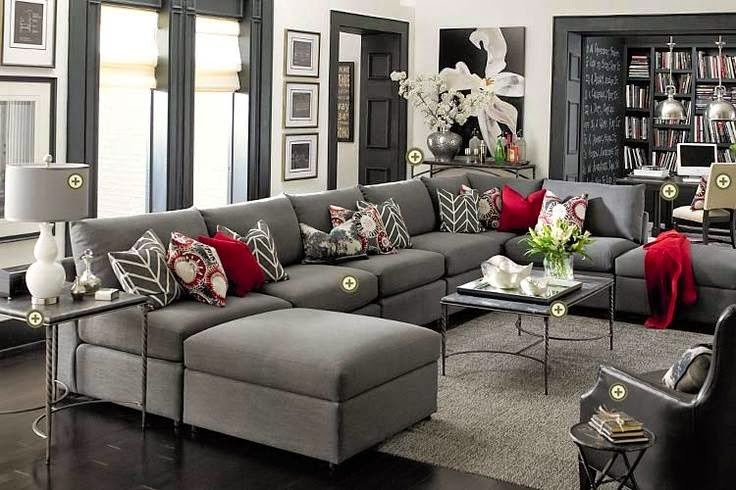 Gray Living Room Decorating Ideas Gray Living Room Design Ideas Interior Design