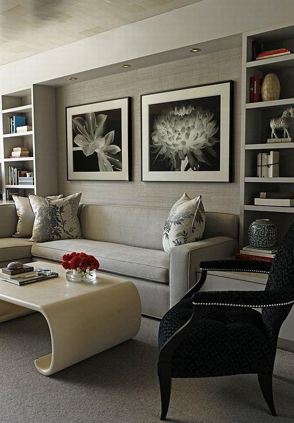 Gray Living Room Ideas 21 Gray Living Room Design Ideas