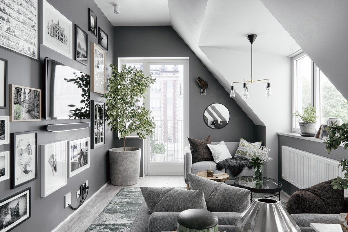 Gray Living Room Ideas 40 Grey Living Rooms that Help Your Lounge Look