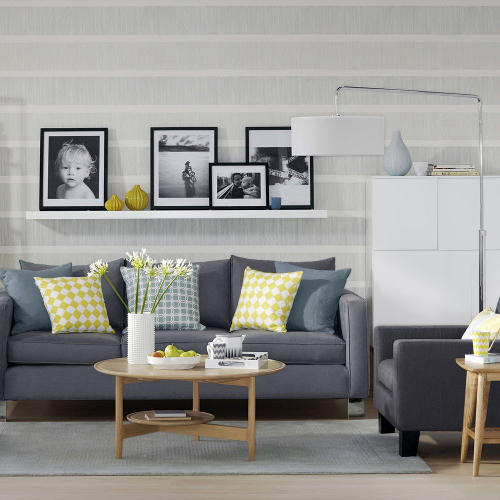 Gray sofa Living Room Decor 23 Grey Living Room Ideas for Gorgeous and Elegant Spaces