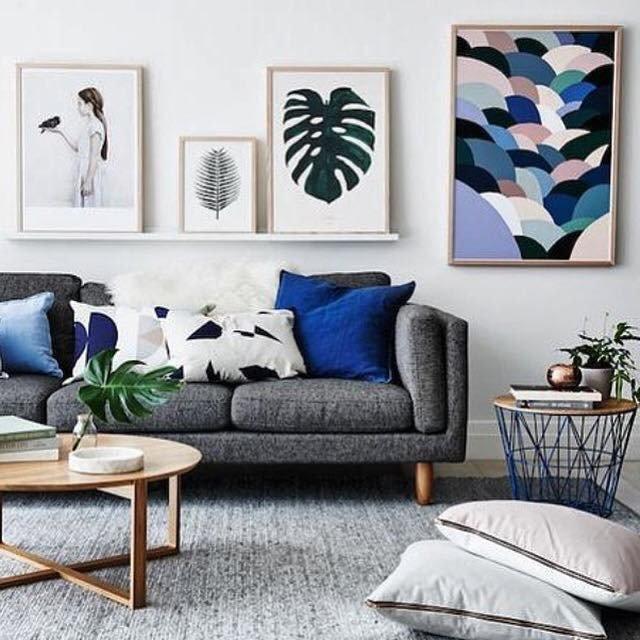 Gray sofa Living Room Decor Living Room Inspiration How to Style A Grey sofa – the