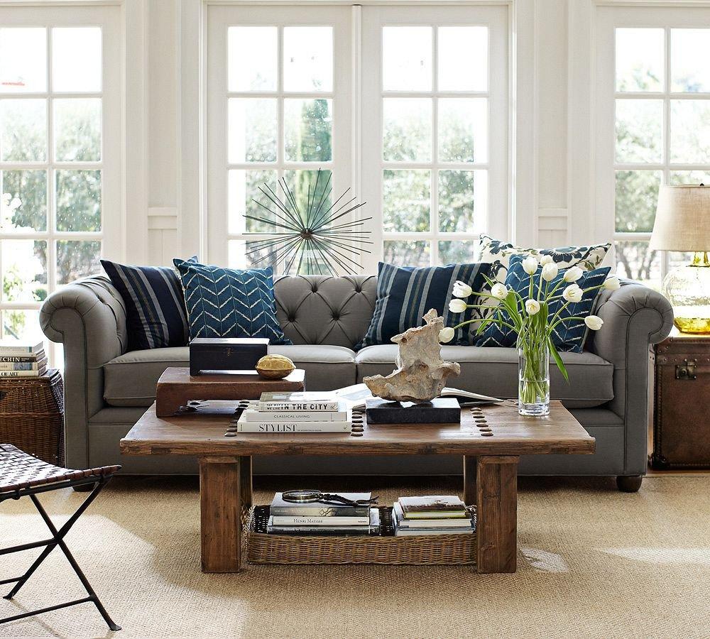 Gray sofa Living Room Decor Refresh Renovate and organize Your Living Room