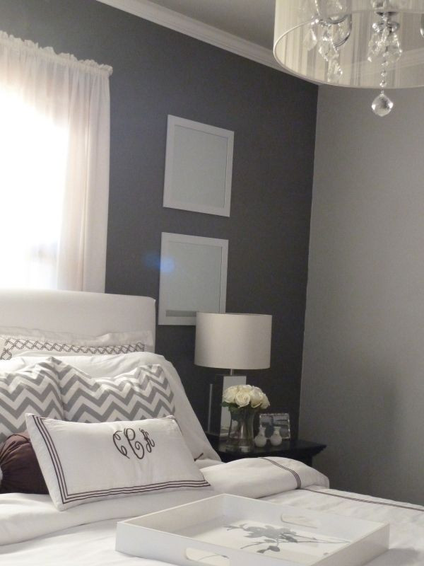 Grey Accent Wall Bedroom Gray Bedroom with Accent Wall the Ultimate Designs with