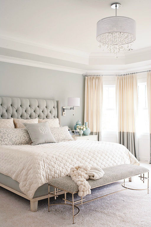 Grey and White Bedroom Decor Grey White and Tan Casual Bedroom Decor S